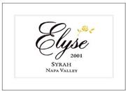 2007 Elyse Winery Syrah Napa Valley