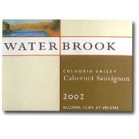2010 Waterbrook Winery Cabernet Sauvignon Columbia Valley