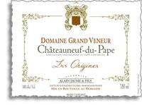 2006 Domaine Grand Veneur / Alain Jaume & Fils Chateauneuf-du-Pape Les Origines