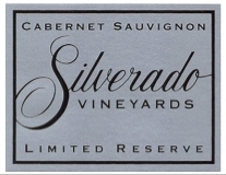 1997 Silverado Vineyards Cabernet Sauvignon Napa Valley Limited Reserve