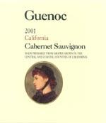 Vv Guenoc Cabernet Sauvignon California
