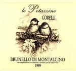 2001 Due Portine-Gorelli Brunello di Montalcino Le Potazzine
