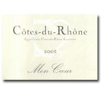 2010 Domaine Jean-Louis Chave Cotes du Rhone Mon Coeur