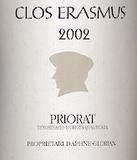 2005 Clos I Terrasses Clos Erasmus Priorat