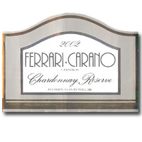 2010 Ferrari-Carano Winery Chardonnay Reserve Carneros