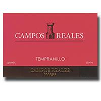 2007 Bodegas Campos Reales Tempranillo La Mancha