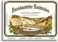 2013 Dr. H. Thanisch Bernkasteler Badstube Riesling Kabinett