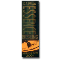2012 S.A. Prum Riesling Essence