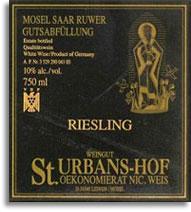 2012 St. Urbans-Hof Riesling QbA