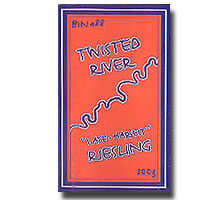 Vv Twisted River Riesling Late Harvest