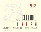 2006 Jc Cellars Syrah Caldwell Vineyard Napa Valley