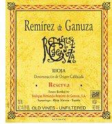 2003 Bodegas Fernando Remirez De Ganuza Rioja Reserva