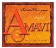 2010 Amavi Cellars Cabernet Sauvignon Walla Walla Valley