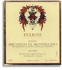 2006 Fuligni Brunello Di Montalcino Riserva