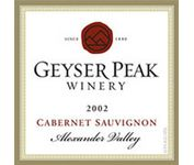 2006 Geyser Peak Winery Cabernet Sauvignon Alexander Valley