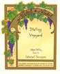 2006 Nickel & Nickel Cabernet Sauvignon Stelling Vineyard