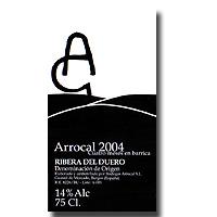 2010 Bodegas Arrocal Ribera Del Duero