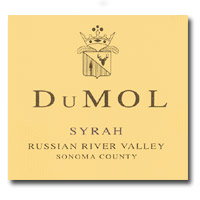 2010 Dumol Syrah Russian River Valley