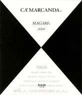 2011 Gaja Ca'Marcanda Magari