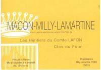 2011 Les Heritiers du Comte Lafon Macon-Milly Lamartine Clos du Four