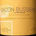 2007 Les Heritiers du Comte Lafon Macon-Bussieres Le Monsard