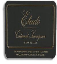2002 Etude Wines Cabernet Sauvignon Napa Valley