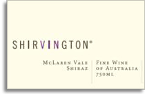 2003 Shirvington Shiraz Mclaren Vale