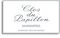 2002 Domaine Des Baumard Savennieres Clos Du Papillon
