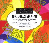 2005 Georges Duboeuf Beaujolais Nouveau