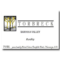 2010 Torbreck Vintners Runrig Barossa Valley