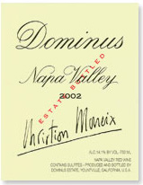 1987 Dominus Estate Red Wine Napa Valley