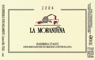 2007 La Morandina Barbera D'Asti