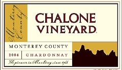 2010 Chalone Vineyard Chardonnay Monterey