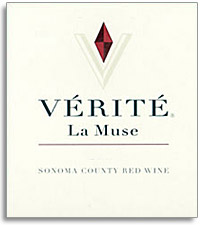 2001 Verite La Muse Red Wine Sonoma County