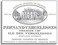 2010 Domaine Chandon de Briailles Pernand-Vergelesses Ile des Vergelesses
