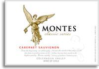2010 Montes Cabernet Sauvignon Classic Series Colchagua Valley