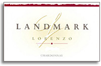 2010 Landmark Vineyards Chardonnay Lorenzo Vineyard Russian River Valley