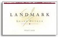 2011 Landmark Vineyards Pinot Noir Grand Detour Van Der Kamp Vineyards