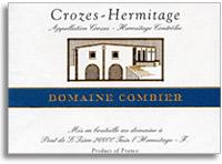 2010 Domaine Combier Crozes-Hermitage