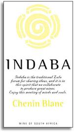 2013 Indaba Chenin Blanc Western Cape