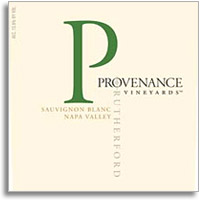 2014 Provenance Vineyards Sauvignon Blanc Rutherford Napa Valley