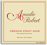 2012 Amalie Robert Estate Pinot Noir Dijon Clones Willamette Valley
