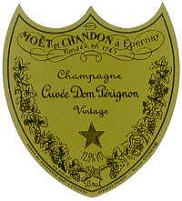 1996 Moet Et Chandon Dom Perignon