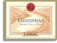 2012 E. Guigal Gigondas
