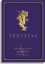 2008 Long Shadows Vintners Collection Merlot Pedestal Columbia Valley