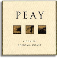 2010 Peay Vineyards Viognier Estate Sonoma Coast